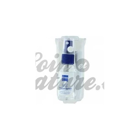ZEISS Spray nettoyant optique 30ml + tissu