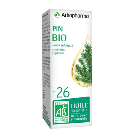Arko Essenziale olio essenziale di pino 10ml Arkopharma