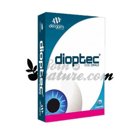 DIOPTEC Anti dessèchement oculaire Capsules Dergam