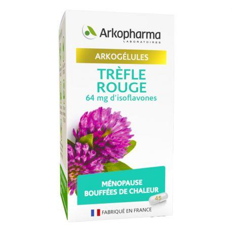ARKOGELULES красный клевер 150 капсул Arkopharma