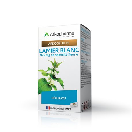 ARKOCAPSULE LAMIER BIANCO 45 capsule Arkopharma