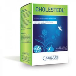 CHOLESTEOL Santé vasculaire Cholestérol 60 gélules