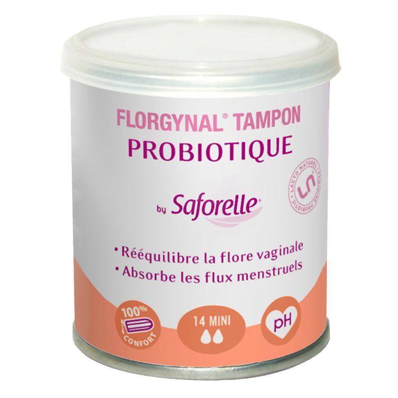 achetez florgynal tampon probiotique restauration flore vaginale. Black Bedroom Furniture Sets. Home Design Ideas