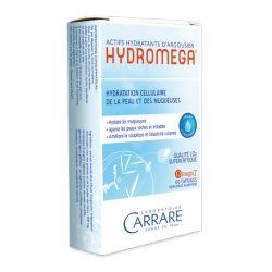 HYDROMEGA Hydratation Peau et muqueuse 60 capsules