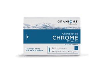 Granions CHROME 30 BULBS DRINKABLE