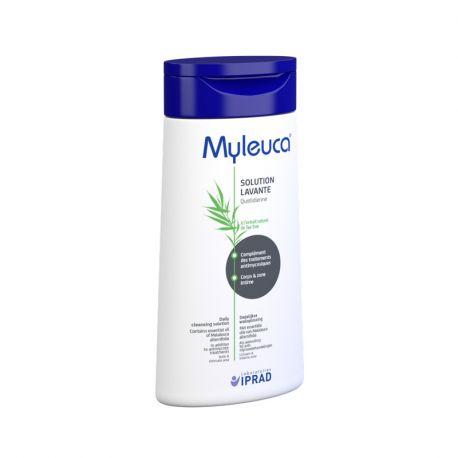 Myleuca Solution reinigende behandeling en preventie van schimmelinfecties
