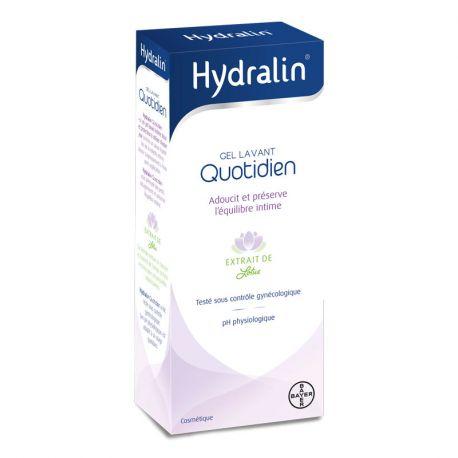 hydralin quotidien savon liquide 200ml hygi ne intime en pharmacie. Black Bedroom Furniture Sets. Home Design Ideas