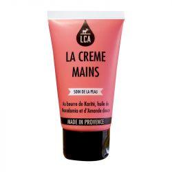 LCA Crème mains aux huiles essentielles