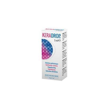 Keradrop Collyre inflammation oculaire Densmore