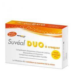 Suvéal Duo Rétine 90 comprimés à croquer Densmore