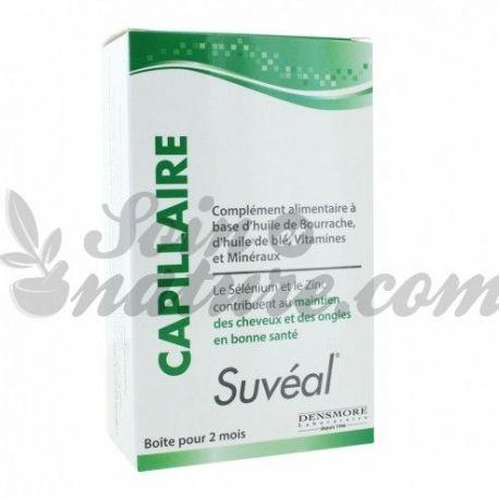 Suvéal Capillaire 60 capsules Densmore