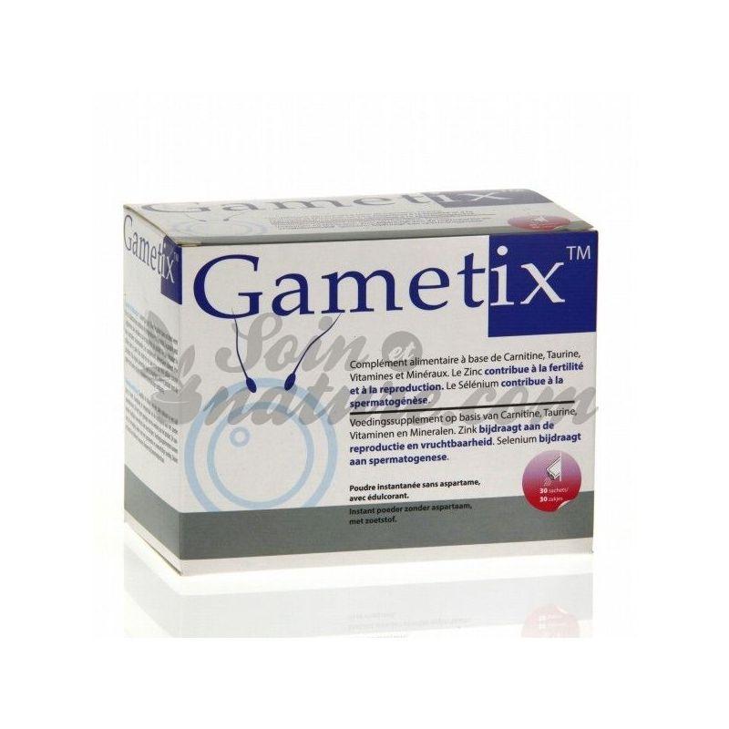 Kaufen Sie Gamétix M 30 Beutel Fertility Homme Densmore in der Apotheke