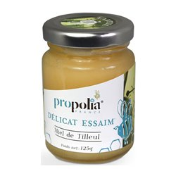 Propolia Organic Linden Honey from Romania