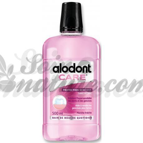 500ml Alodont Care Mondwater Gums Protection