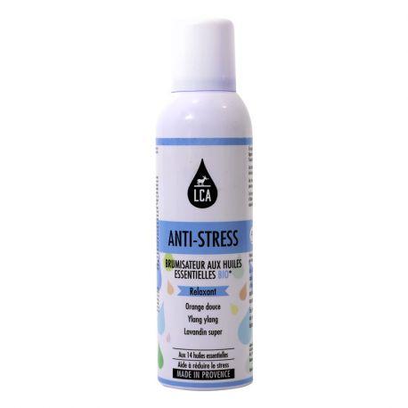 LCA Spray Anti-stress aux huiles essentielles