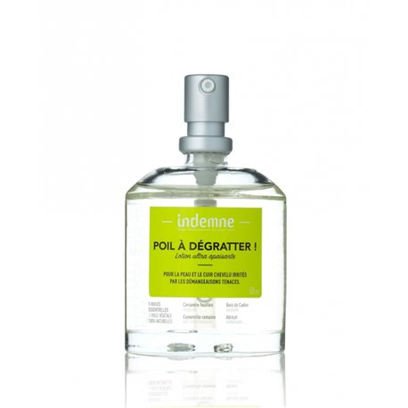 Indemne POIL A DEGRATTER ! Lotion ultra apaisante Spray 50ml