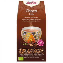 Yogi Tea Choco Chai bio vrac 90g