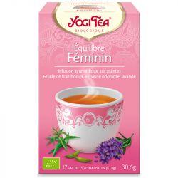 Yogi Tea Tisane équilibre féminin Infusion Ayurvédique 17 infusettes