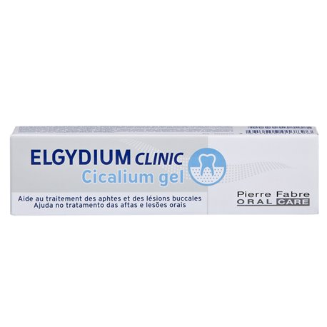 ELGYDIUM CLINIC CICALIUM Gel buccal Aphtes 8ml