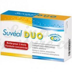 Suvéal Duo 30/60 cápsulas Densmore