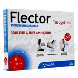 Flector TISSUGELEP 1 CENT 10 guixos