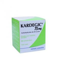 KARDEGIC 75MG Anticoagulant 30 Sachets