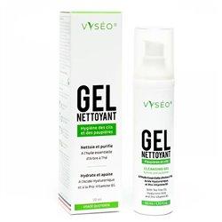 VYSEO Gel nettoyant Hygiène des paupières et des cils 50ml
