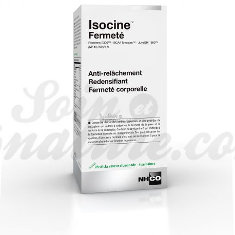 NHCO ISOCINE FIRM RELEASE 28 sticks