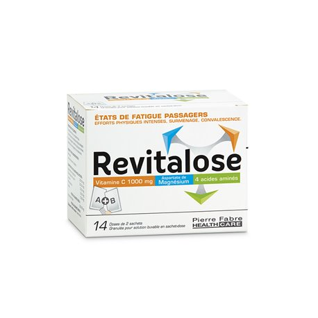 Revitalose BAG DOSE BT14