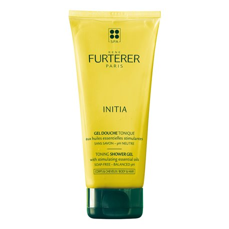 Rene Furterer Initia gel douche tonique cheveux et corps 200ml