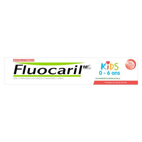 Fluocaril Whitening Ml Formula Toothpaste 5011321381926