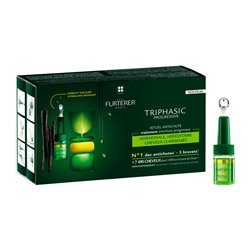 Rene Furterer Triphasic Progressive sérum antichute coffret 8 flacon