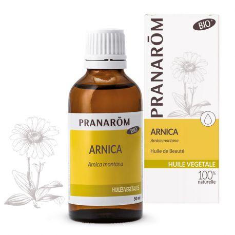 Macerazione olio di arnica BIO Pranarom
