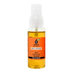 LCA organic vegetable oil of Arnica
