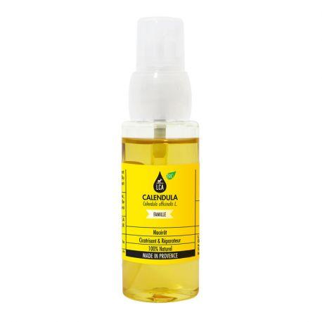 Achetez lca huile v g tale de calendula bio en pharmacie - Huile vegetale coup de soleil ...