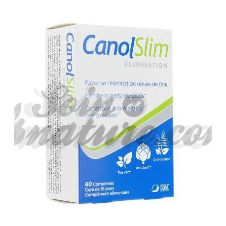 Canol Slim 60 TAULETES