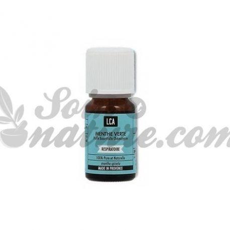 LCA Huile essentielle de Menthe verte 10 ml