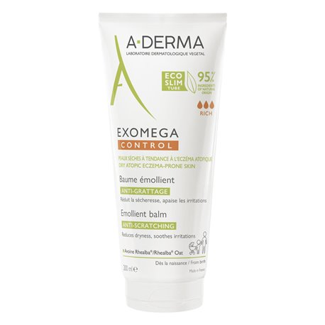 A-Derma Exomega Control Baume émollient
