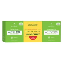 Vitalfan Antichute réactionnelle Rene Furterer 30 capsules