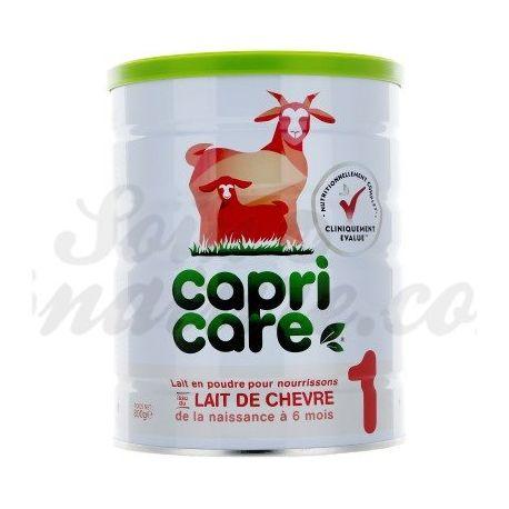 Infant CapriCare leite de cabra primeiro bebê idade 800g