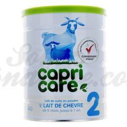 CapriCare 2 Lait de Chèvre 2ème âge Nourrisson Bébé 800g