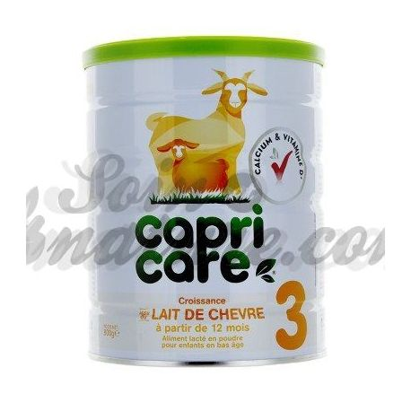 CapriCare 3 growth milk Goat Infant Baby 3rd age