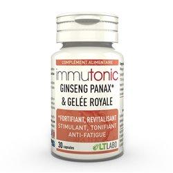 IMMUTONIC Stimulant Tonifiant anti-fatigue 30 capsules