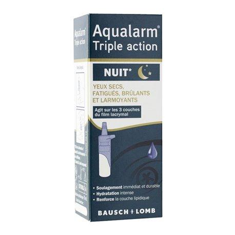 Aqualarm Triple Action Dryness & Eye Fatica 10 ml