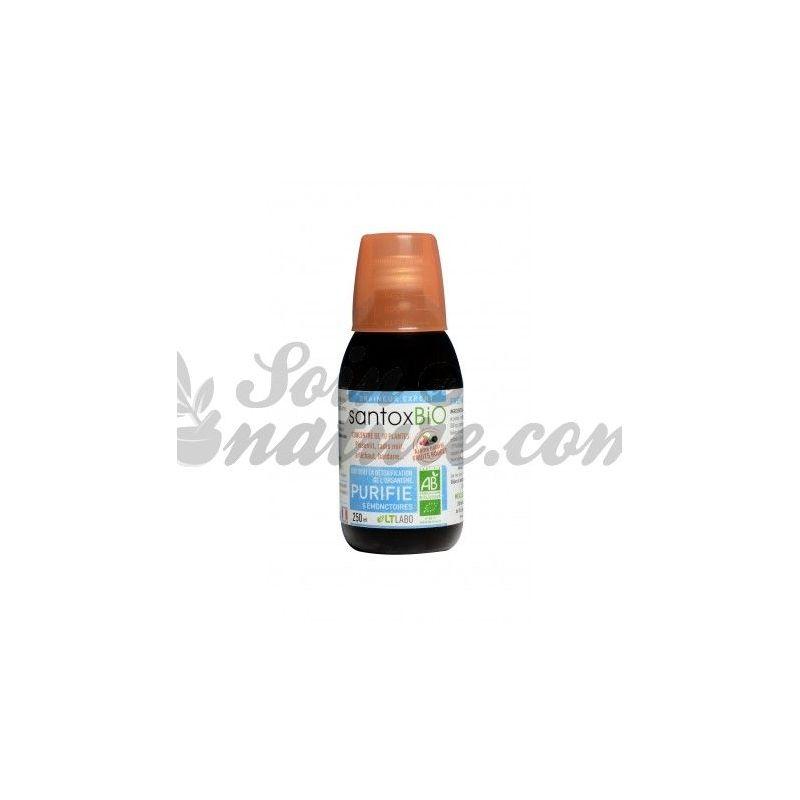 Achetez Santox Bio Cure détox naturelle Buvable en pharmacie