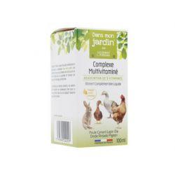 My Garden Complexo Multi-vitamina do pátio Animais
