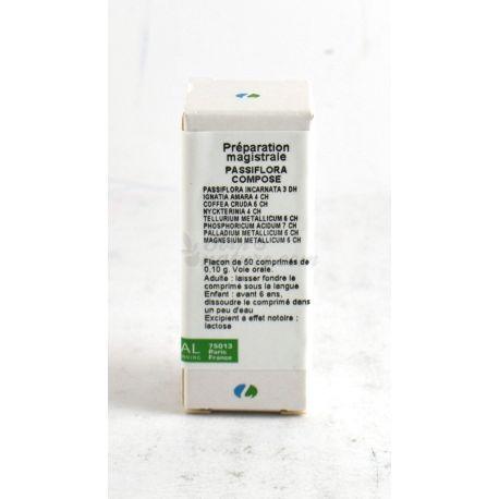 PASSIFLORA korrels DROPS TABLETTEN homeopathische Boiron