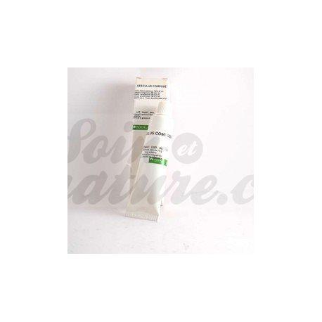 Aesculus pomada composta FPC 20G Boiron