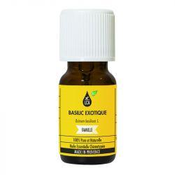 LCA manjericão orgânico exótico óleo essencial
