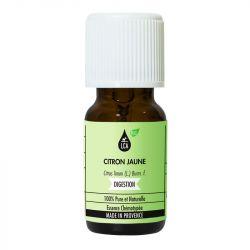 LCA Öl von Zitronengelb bio